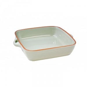 Terracotta Sq Oven Dish 26cm, Habour Blue, Jamie Oliver