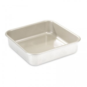 Alum Non-Stick Sq Cake Pan , Nordicware