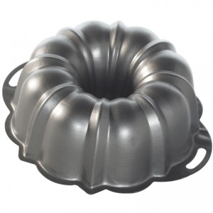 Alum Non-Stick Pro-Form 12-Cup Bundt Pan , Nordicware