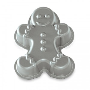 Gingerbread Man Cake Pan, Nordicware