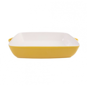 Oven Dish, Large, Yellow, Jamie Oliver