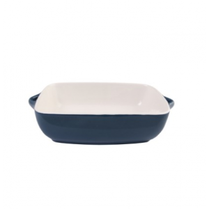 Oven Dish, Small, Dark Blue, Jamie Oliver