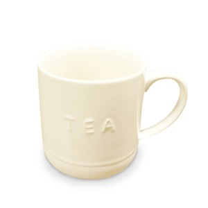 La Cafetiere Origins Embossed Tea Mug