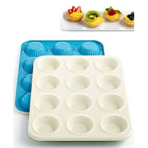 Alum Mini Tarts & Quiche Pan, Nordicware