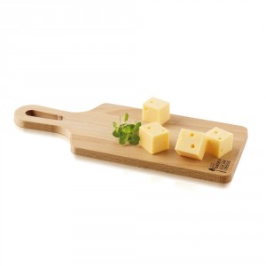 Medium Beech Wood Cheese Board, Nature, Boska