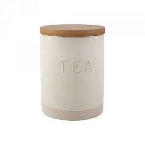 La Cafetiere Origins Embossed Tea Jar