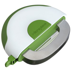 Herb & Salad Chopper, Green, Microplane