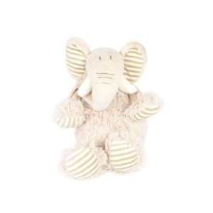 Beige Elephant Toy Ball