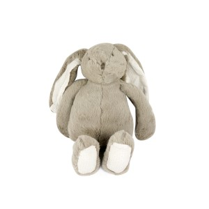 Coffee Standing Bunny Plush Toy