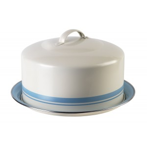 Large Tin Cake Container w/ Lid, Jamie Oliver