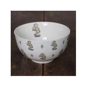 Katie Alice Pretty Retro Cereal Bowl
