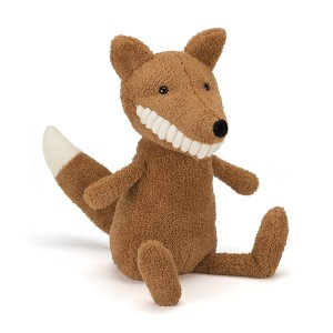 Jellycat Toothy Fox