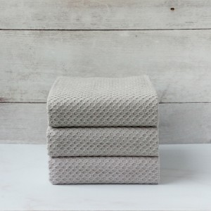 Grey Jacquard Napkin set of 3