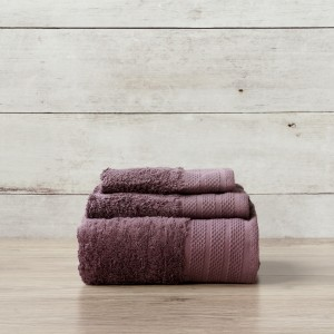 Dark Purple Flavio Set of 3