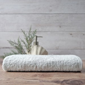 Grey Mason Baby Towel