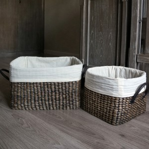 Water Hycinth Basket