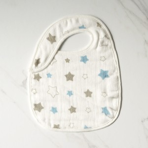 Snappy Bib Twinkle In Blue