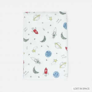 Lost in Space Tottori Baby Towel