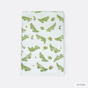 Gators Tottori Baby Towel