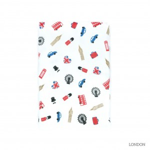 London Tottori Baby Towel