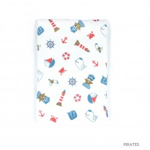 Pirates Tottori Baby Towel