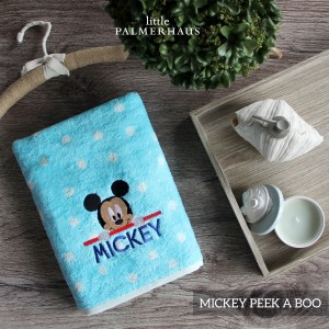 Mickey Pick A Boo Baby Towel