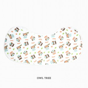 Owl Tree Burp & Bib