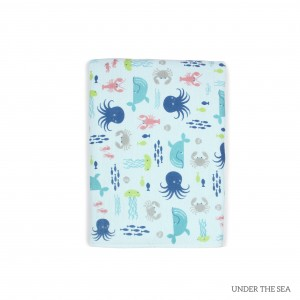 Under The Sea Tottori Baby Towel