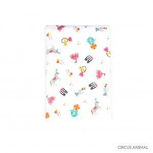 TOTTORI BABY TOWEL (CIRCUS ANIMALS)