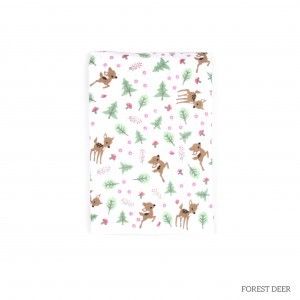TOTTORI BABY TOWEL (FOREST DEER)