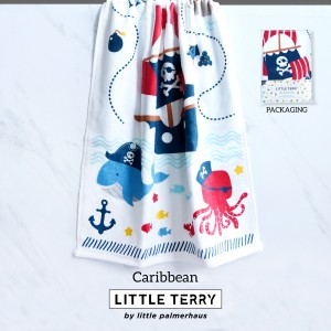 CARRIBEAN LITTLE TERRY TOWEL