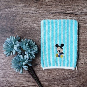 Mickey Stripe Disney Washmitt