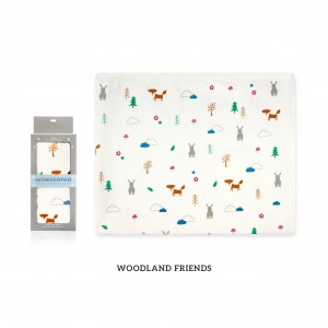 Woodland Friends Wonderpad
