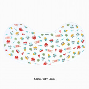 Country Side Burp & Bib