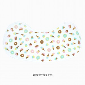 Sweet Treats Burp & Bib