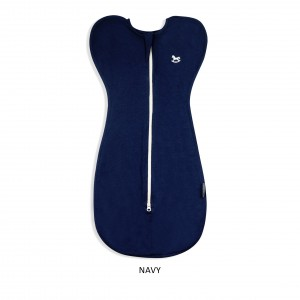 Navy Instant Swaddle