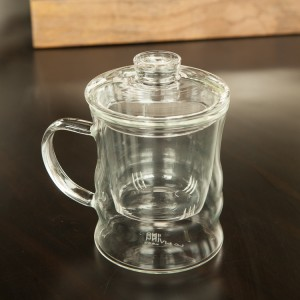Teacap Tea Glass