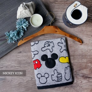 Mickey Icons Disney Towel