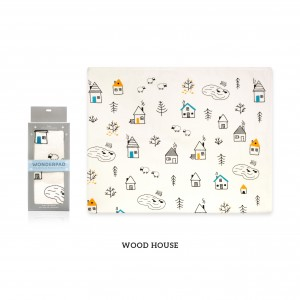 Wood House Wonderpad