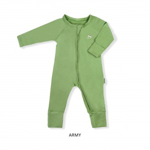 ARMY Baby Sleepsuit