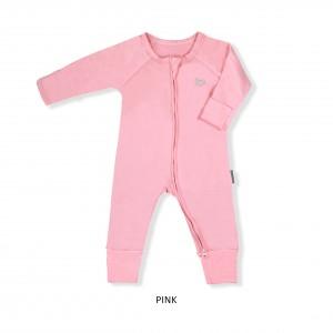 PINK Baby Sleepsuit