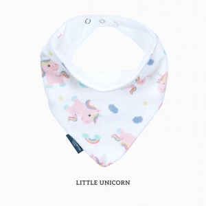 Little Unicorn Bandana Bib