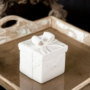 Ceramic Giftbox Container