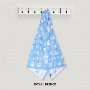 Royal Prince BLUE Hooded Towel