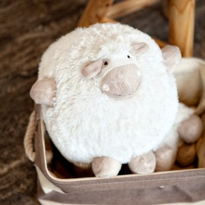Sheep Plush Toy Ball