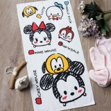 MICKEY & FRIENDS TSUM TSUM LITTLE TERRY TOWEL