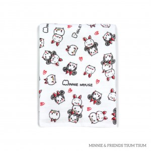Minnie & Friends Tsum Tsum Tottori Baby Towel
