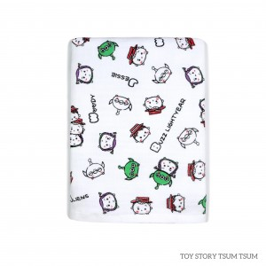Toy Story Tsum Tsum Tottori Baby Towel