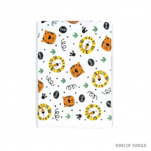 King Of Jungle Tottori Baby Towel