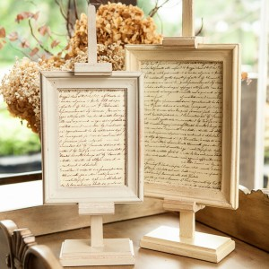 Easel Picture Frames